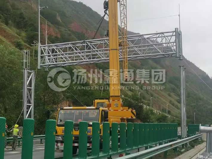甘肃高速公路ETC门架项目